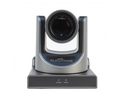 PTZ-камера CleverMic 1212UHN POE Black (FullHD, 12x, USB 3.0, HDMI, LAN)